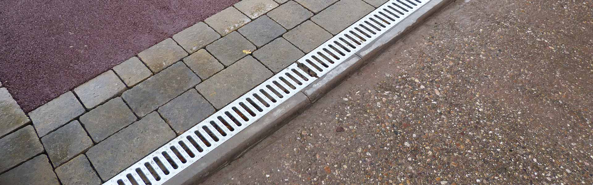 Driveway And Patio Drainage Specialists