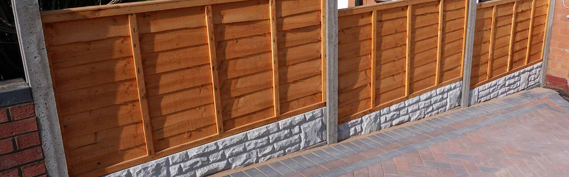 Fence Installers Solihull Area