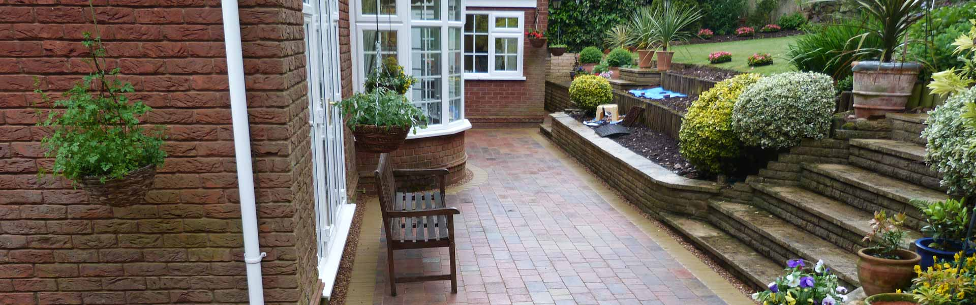Patios and Paving Installers Solihull