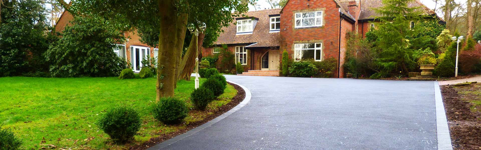 Tarmac Driveway Installers Coventry